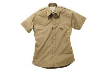 Boyt Harness Short Sleeve Safari Shirt Khaki Rh 3xl 0sa1003rt