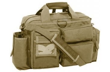 Boyt Harness Tactical Briefcase 15 5x4x11in Tan 11146