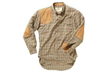 Boyt Harness Traditional Ultrasuede Check Pattern Plaid Shirt HU1560