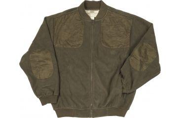 5ff4f59090317 Boyt Harness HU217 Tripleloc Fleece Jacket Loden | Up to $12.01 Off ...