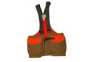 1-Boyt WC120 Waxed Strap Vest