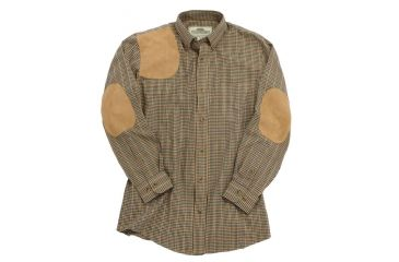 Boyt Harness HU1610 Big Sky Hunting Shirt, Small Multi Check