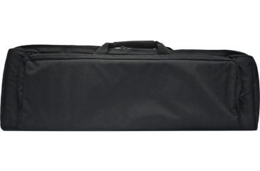 Boyt Tac526 Rectangular Tactical Gun Case Wpadded Straps 26in Black 11147
