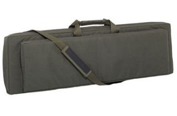 Boyt Tac526 Rectangular Tactical Gun Case Wpadded Straps 26in Green 11148