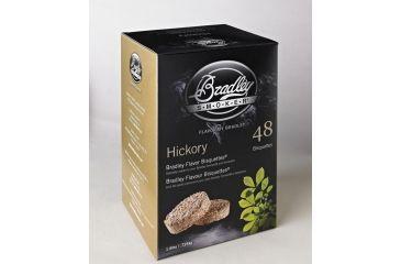 Bradley Smoker Bisquettes, Hickory 48Pk BTHC48