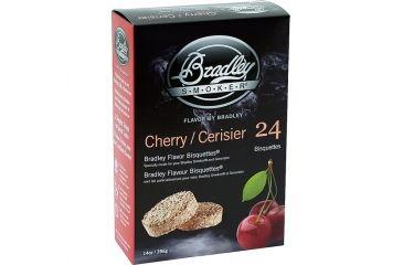 Bradley Smoker Cherry Bisquettes,24pk BTCH24