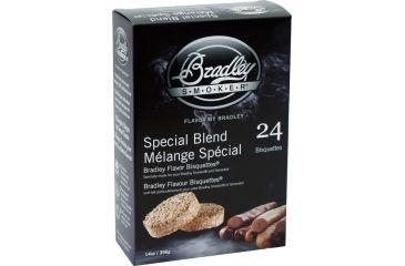Bradley Smoker Special Blend Bisquettes,24pk BTSB24