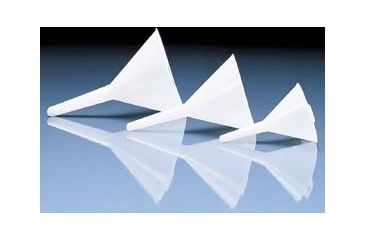 BrandTech Funnels, Polypropylene, BrandTech V41694 Standard Funnels