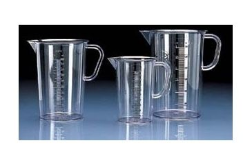 BrandTech Graduated Pitchers, SAN, BrandTech V44191