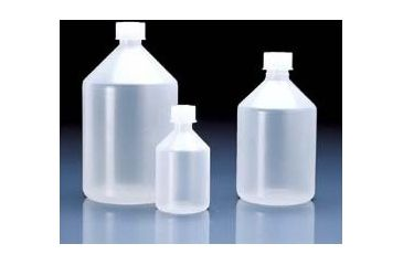BrandTech Laboratory Bottles, Polypropylene, Narrow Mouth, BrandTech V100489
