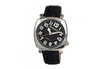 Breed 0702 Benny Mens Watch, Charcoal BRD0702