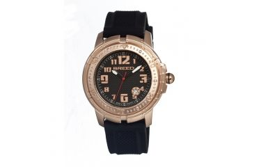 Breed 0904 Mach 1 Mens Watch, Black BRD0904