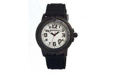 Breed 0906 Mach 1 Mens Watch, White BRD0906