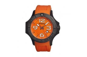 Breed 1803 Henry Mens Watch, Orange BRD1803
