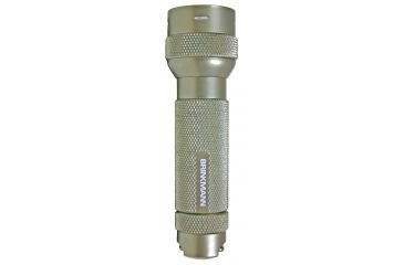 Brinkmann 1-Watt 90 Lumen LED Anodized Aluminum Flashlight 9L-FL-809-1078-1