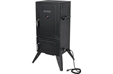 Brinkmann Outdoors Vertical Electric Heavy-Duty Smoker & Grill 810-5515-0