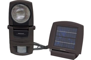 Brinkmann Outdoors Security Home Guard Motion Activated Solar Light System 821-8000-0
