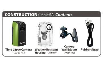 Brinno Construction Camera Bundle, Multi, Medium BCC100