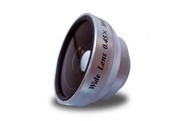 Brinno Time Lapse Camera Wide Angle Lens, Silver, Small ATL045