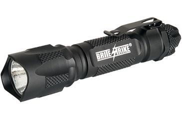 Brite Strike Blue Dot Recharbeable Hi/Lo/Strobe Flashlight BDRC-HLS