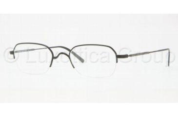 Brooks Brothers BB 1013 BB1013 Progressive Prescription Eyeglasses 1004-4820 - Black Frame