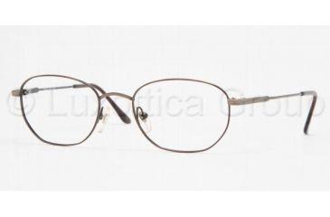 Brooks Brothers BB 189 Eyeglasses Styles Bronze Frame w/Non-Rx 50 mm Diameter Lenses, 1123-5019, Brooks Brothers BB 189 Eyeglasses Styles Bronze Frame w/Non-Rx 50 mm Diameter Lenses