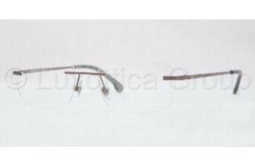 Brooks Brothers BB 495T BB495T Eyeglass Frames 1507T -5418 - Gunmetal
