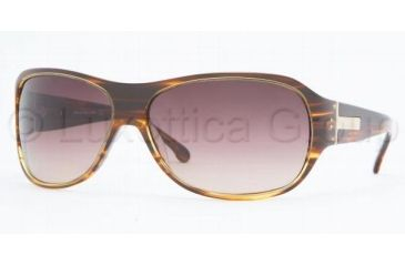 Brooks Brothers BB 721S Sunglasses Styles Honey Tortoise Frame / Brown Gradient Lenses