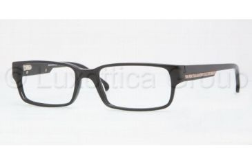 Brooks Brothers ACETATE MAN OPTICAL FRAME BB732 Progressive Prescription Eyeglasses 6000-5417 - Black