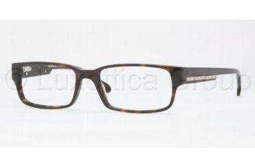 Brooks Brothers ACETATE MAN OPTICAL FRAME BB732 Progressive Prescription Eyeglasses 6001-5417 - Dark Tortoise