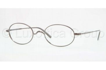 Brooks Brothers BB1001 Bifocal Prescription Eyeglasses 1150-5022 - Gunmetal Frame