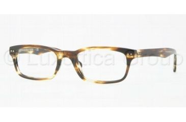 Brooks Brothers BB2003 Eyeglass Frames 6045-5120 - Tortoise