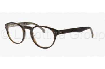 Brooks Brothers BB2004 Eyeglass Frames 6005-4620 - Tortoise/Horn