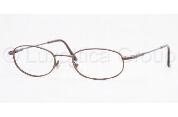 Brooks Brothers BB270 Bifocal Prescription Eyeglasses 1135S-4919 - Black