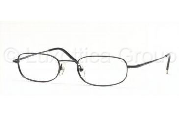 Brooks Brothers BB367T Eyeglasses 1224T-4920 - Black