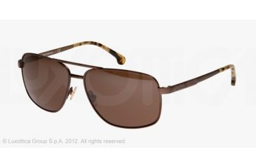 Brooks Brothers BB4014S Sunglasses 162973-57 - Brushed Bronze