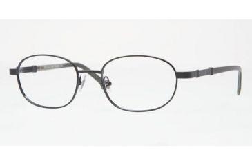 Brooks Brothers BB489 #1500 - Black Frame