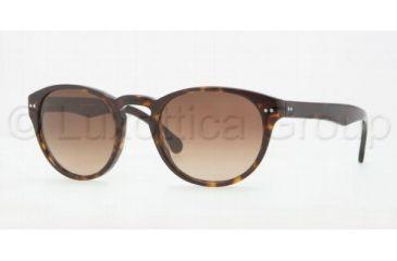 Brooks Brothers BB5002S Progressive Prescription Sunglasses BB5002S-600113-4820 - Lens Diameter 48 mm, Frame Color Tortoise Smoky