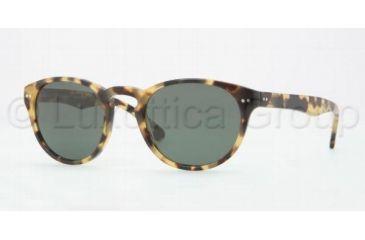 Brooks Brothers BB5002S Progressive Prescription Sunglasses BB5002S-600471-4820 - Lens Diameter 48 mm, Frame Color Spotty Tortoise