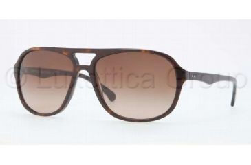 Brooks Brothers BB5007S BB5007S Bifocal Prescription Sunglasses BB5007S-600113-5815 - Lens Diameter 58 mm, Frame Color Tortoise Smoky