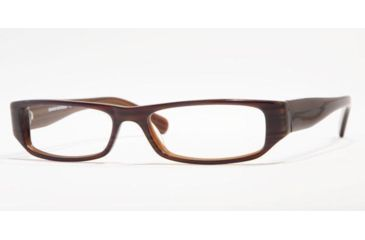 Brooks Brothers BB684 Eyeglasses with Rx Prescription Lenses