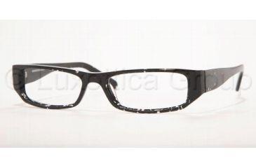 Brooks Brothers BB687 Eyeglasses 5243-5516 - Black Tortoise