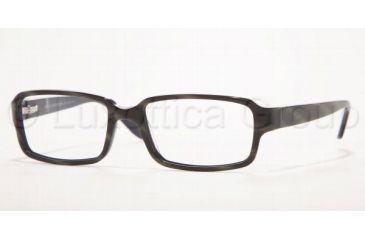 Brooks Brothers BB697 Bifocal Prescription Eyeglasses 5292-5316 - Green/Blue
