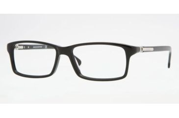 Brooks Brothers BB730 #6000 - Black Frame