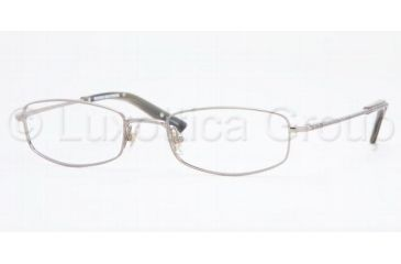 Brooks Brothers BB 457 Eyeglasses Styles Gunmetal Frame w/Non-Rx 51 mm Diameter Lenses