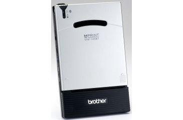 Brother Mobile Solutions MW-145BT Mobile Printer with USB and Bluetooth 300 DPI MW145BT