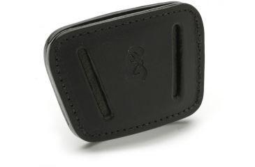 Browning 1911 22 leather belt slide pistol holster 12903022 browning