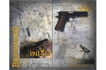 Browning 1911-22 Gun Cleaning Mat 12421