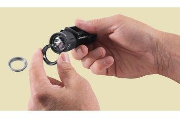 6-Browning Black Label EDC Pistol Flashlight