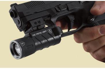 7-Browning Black Label EDC Pistol Flashlight